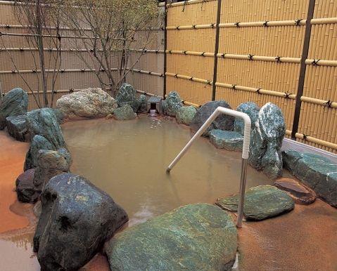 あぽん西浜外風呂