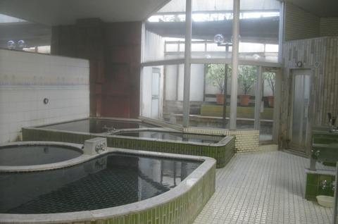 久松温泉浴槽(公式)