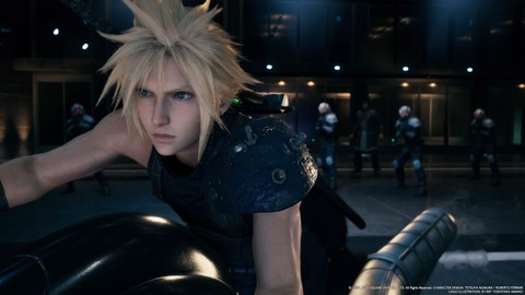 FINAL FANTASY VII REMAKE_20200510150158_1