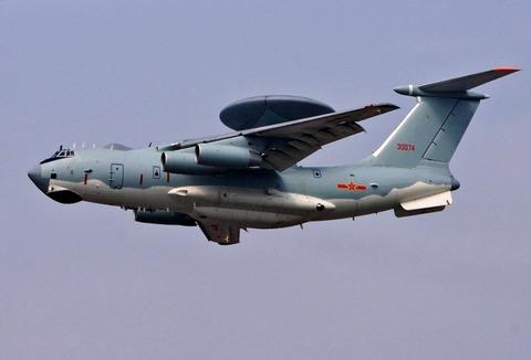 早期警戒機KJ-20003
