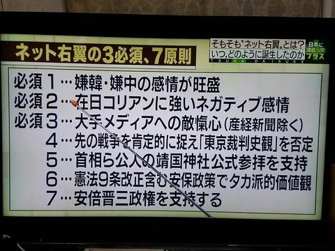 【話題】テレ朝CSの津田大介の番組でネトウヨの定義が正式決定
