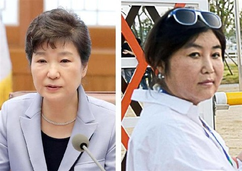 韓国の朴槿恵大統領
