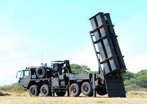 【アメリカ】地対艦誘導ミサイル実射2