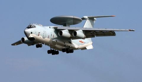 早期警戒機KJ-20004