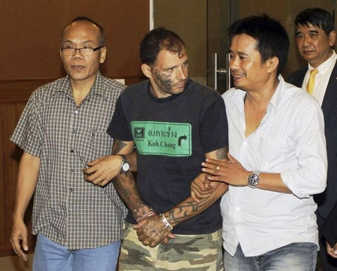 【タイ】HIVを拡散するスイス人男をサムイ島で逮捕2