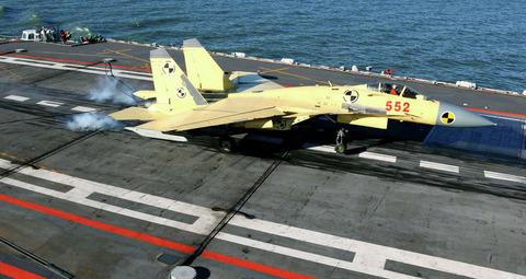 欠陥戦闘機J-15(殲15)は「治癒不可能」なのか?2