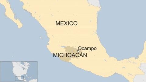 【メキシコ】地元の警察官を全員逮捕2