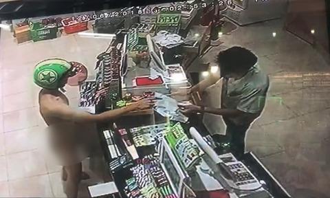 【タイ】全裸でショッピングをした男3人を逮捕