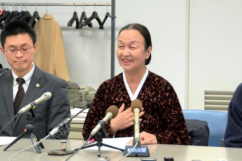 朝鮮学校「日本の良心に感謝」1
