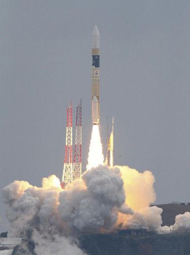 みちびき2号、打ち上げ成功…日本版GPS向け