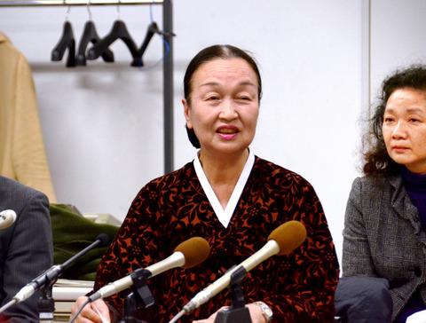 朝鮮学校「日本の良心に感謝」2