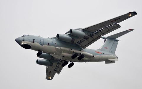 早期警戒機KJ-20001