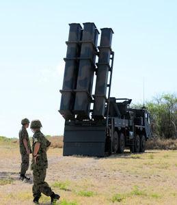 【アメリカ】地対艦誘導ミサイル実射1
