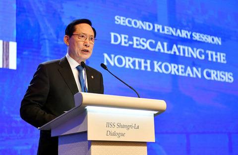 【韓国】 「北朝鮮を理解してくれるよう望む」