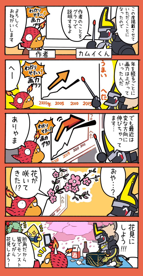 カムイくん_0話
