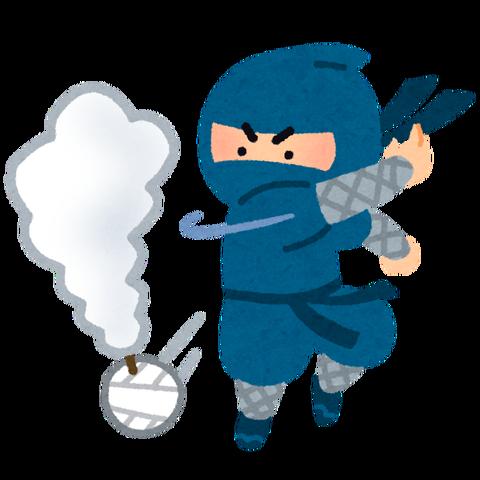 ninja_kemuridama