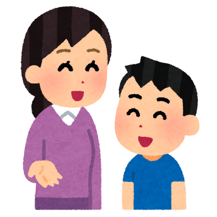 talk_oyako_mother_son