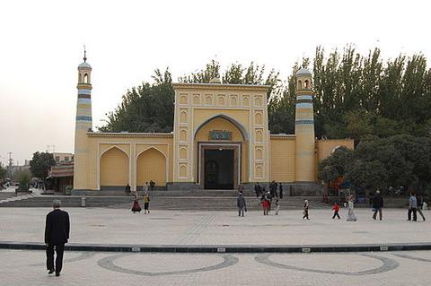 500px-Kashgar_Id_Kah_Moschee