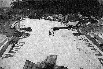 440px-China_Airlines_Flight_140_wreckage_3