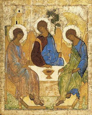 410px-Angelsatmamre-trinity-rublev-1410