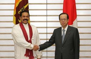 Mahinda_Rajapaksa_and_Yasuo_Fukuda_20071210_1