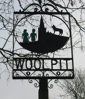 WoolpitSign