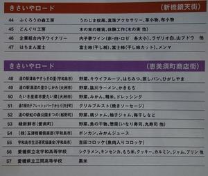 うわじま特産応援フェスタ出店一覧4