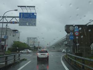 平成29年7月4日台風3号1
