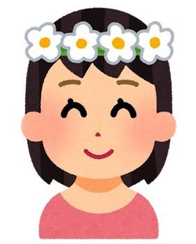 flower_hanakanmuri_girl