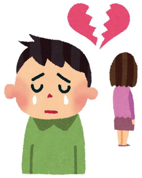 「俺だって別れたくない!!でも…もう、無理なんだ…」 別れ話の最中に彼氏が切ない系のBGM流して抱きついてきたんだが…
