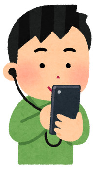 smartphone_earphone_man