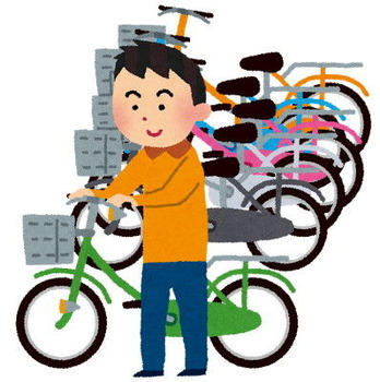 【堂々とした泥】マンションの駐輪場に置いていた自転車が盗まれた。廃棄予定だったし別にいいか…と思ってたら家から50mと離れていないアパートに置かれていたんだが…