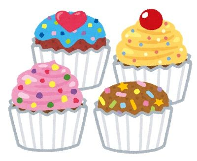 sweets_colorful_cupcake_set