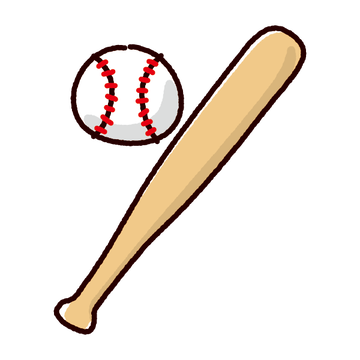 illustkun-03174-baseball