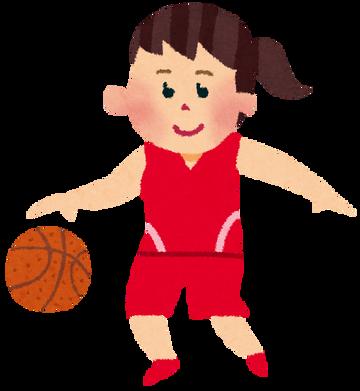 sports_basketball_woman