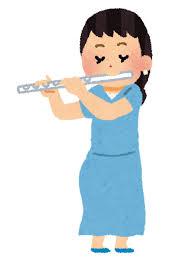 美少女すぎるフルート奏者がこちら