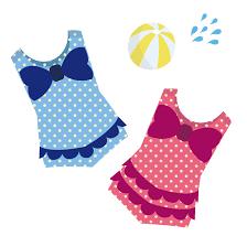 【画像】どっちの水着姿の女の子と遊ぶ?wwwwww