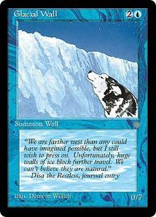氷河の壁IA