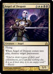 絶望の天使