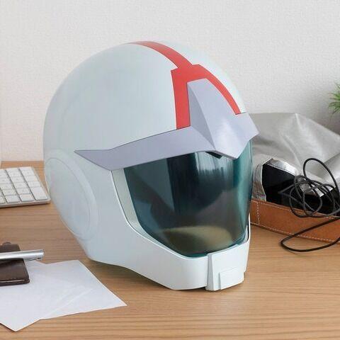 「ガンダム」地球連邦軍ヘルメット、1/1スケールで発売