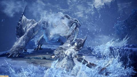 『モンスターハンターワールド:アイスボーン』第4弾無料アップデートの詳細が公開