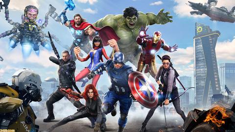 "『Marvel's Avengers』PS5、PS4、Steam版が期間限定で無料で遊べる""オールアクセスウィークエンド""が7月30日より開催"