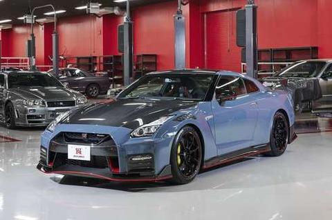 日産、「GT-R NISMO」2022年モデルを公開