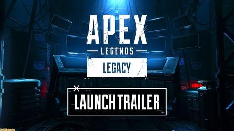 """『Apex Legends』最新トレーラー""""英雄の軌跡""""が公開。"""