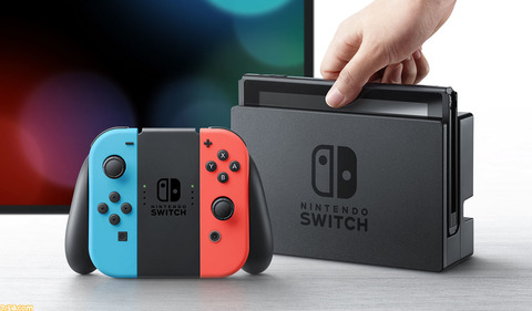 Nintendo Switch本体アップデート10.1.0配信開始。