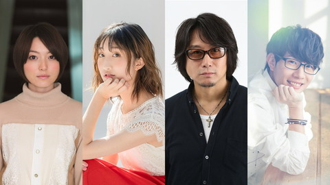 「マクロスF」サテライトによるオリジナルアニメ「サクガン」メインキャスト発表!