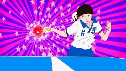 【東京五輪】アニメ『ピンポン』公式、4年ぶりに更新 金メダル獲得の水谷&伊藤ペアを祝福