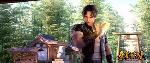 「ザ・キング・オブ・ファイターズ」中国でアニメ映画化!