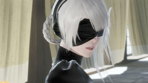 『ニーア レプリカント ver.1.22』2B風衣装のカイネなど無料DLC、エクストラコンテンツ公開