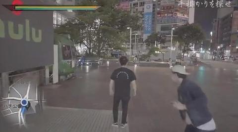 渋谷の街で「ゲームあるある」を再現した動画に93万いいね